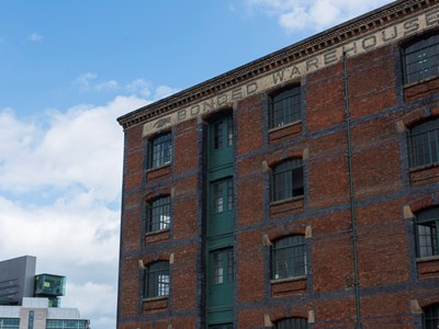Bonded Warehouse, 18 Lower Byrom Street, Manchester, M3 4AP